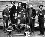 The Hatfield–McCoy feud (1863–1891) involved two families of the West Virginia–Kentucky area along the Tug Fork of the Big Sandy River.<br/><br/>  The Hatfields of West Virginia were led by William Anderson 'Devil Anse' Hatfield while the McCoys of Kentucky were under the leadership of Randolph 'Ole Ran'l, McCoy. Those involved in the feud were descended from Ephraim Hatfield (born c. 1765) and William McCoy (born c. 1750).<br/><br/>  The feud has entered the American folklore lexicon as a metonym for any bitterly feuding rival parties. More than a century later, the feud has become synonymous with the perils of family honor, justice, and revenge.